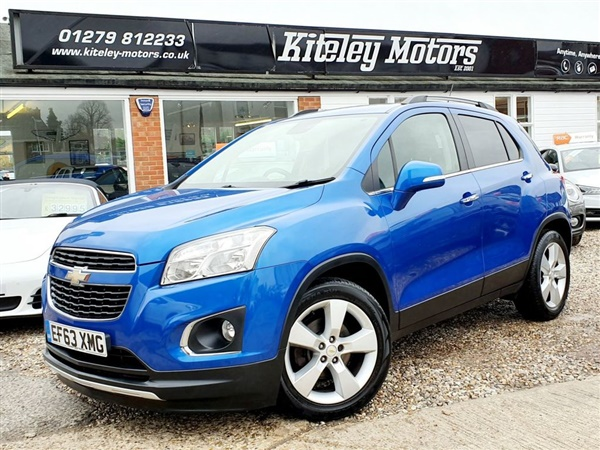 Large image for the Chevrolet Trax
