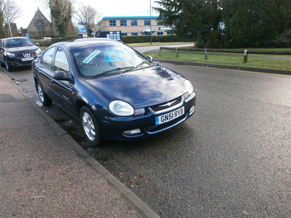 Large image for the Chrysler Neon