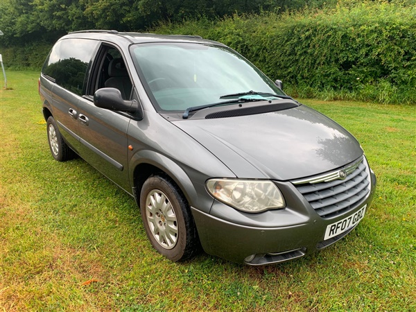 Large image for the Chrysler Voyager