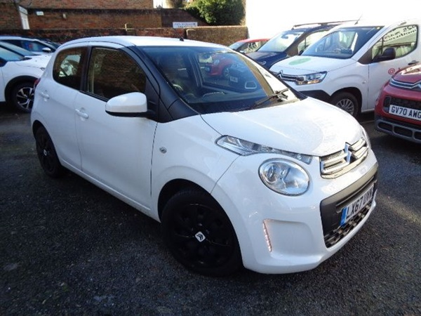 Large image for the Citroen C1