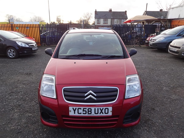 Large image for the Citroen C2