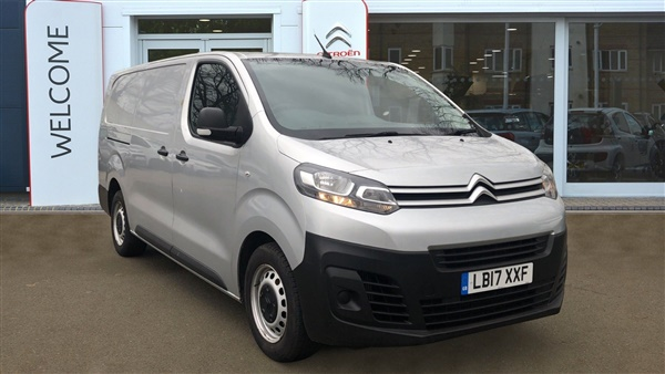 Large image for the Citroen Dispatch
