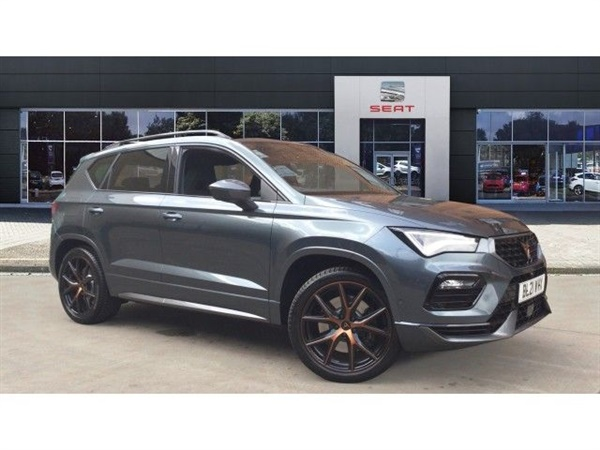 Large image for the Cupra Ateca