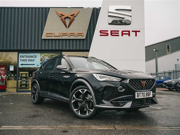 Large image for the Cupra Formentor