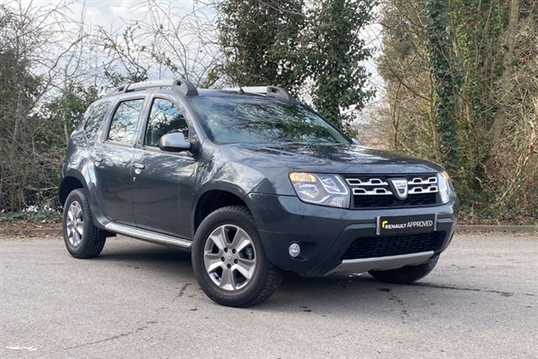 Large image for the Dacia Duster