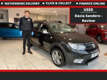 Large image for the Dacia Sandero Stepway
