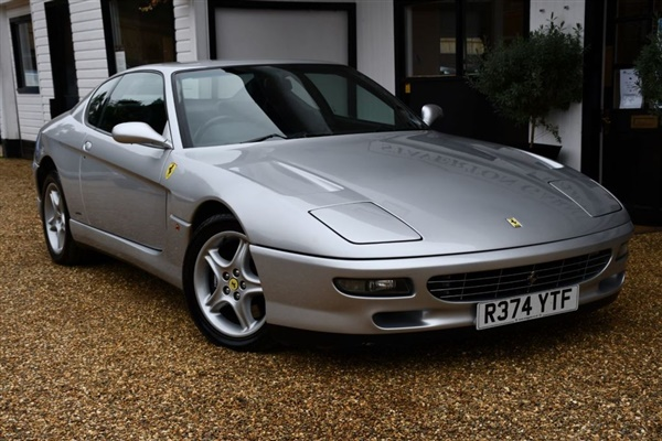 Large image for the Ferrari 456