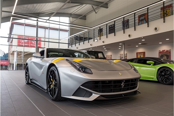 Large image for the Ferrari F12 Berlinetta