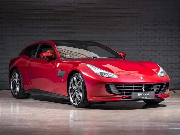 Large image for the Ferrari Gtc4 Lusso