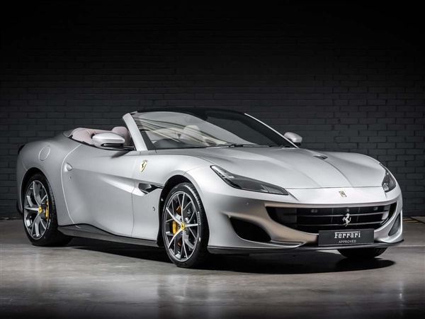 Large image for the Ferrari Portofino