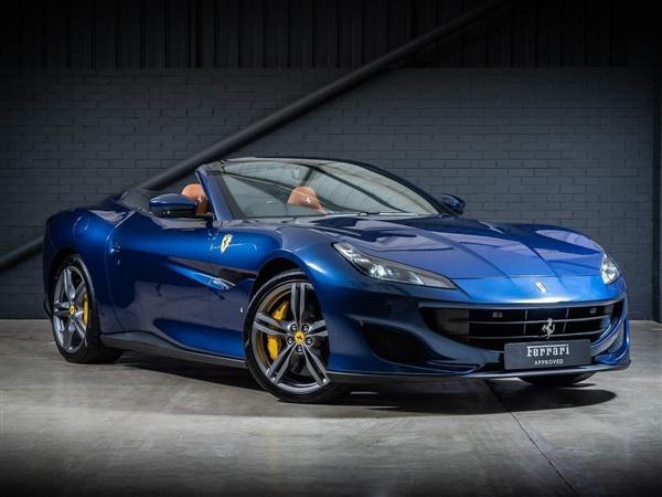 Large image for the Ferrari Portofino