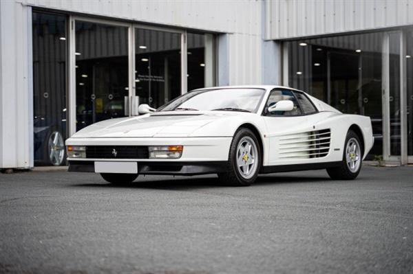 Large image for the Ferrari Testarossa