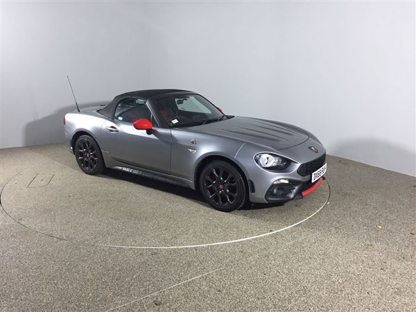 Large image for the Fiat 124 Spider