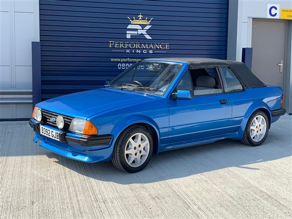 Large image for the Ford ESCORT