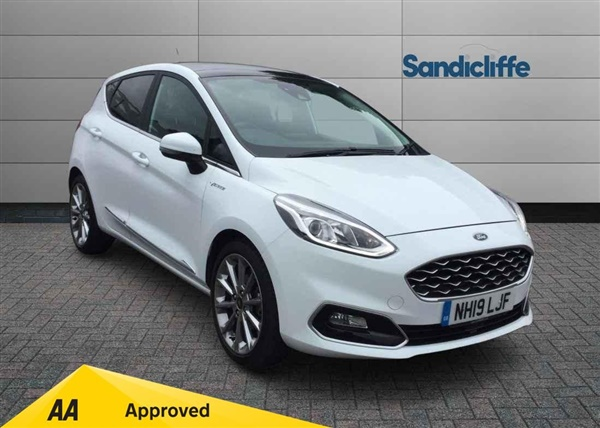 Large image for the Ford Fiesta Vignale