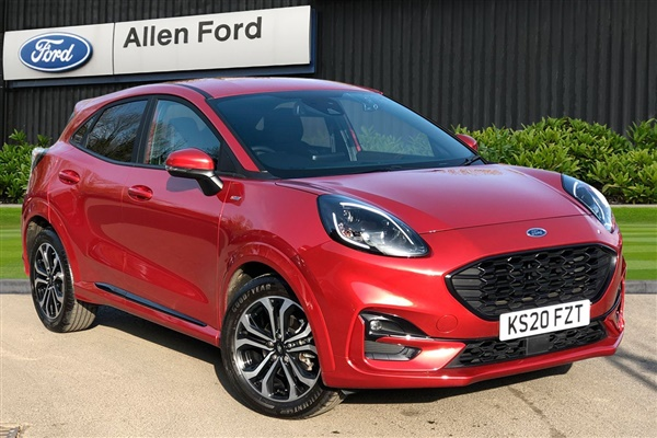 Large image for the Ford Puma