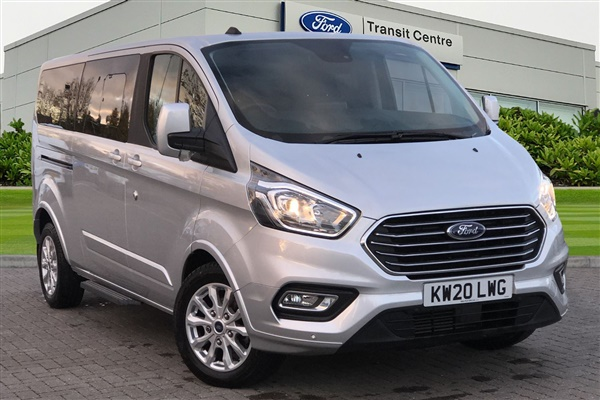 Large image for the Ford Tourneo Custom