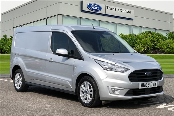 Large image for the Ford Transit Connect