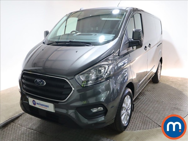 Large image for the Ford Transit Custom