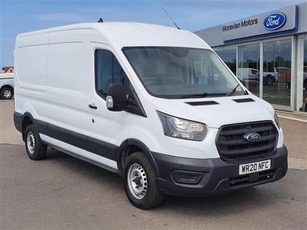Large image for the Ford Transit