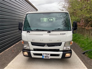Large image for the Used Fuso CANTER
