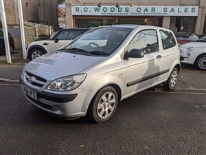 Large image for the Used Hyundai Getz