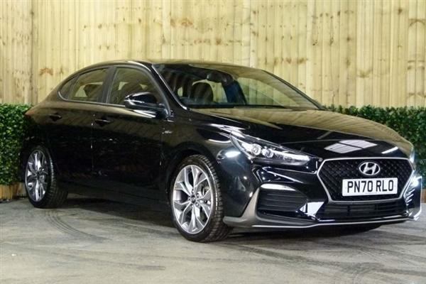 Large image for the Hyundai I30 Fastback