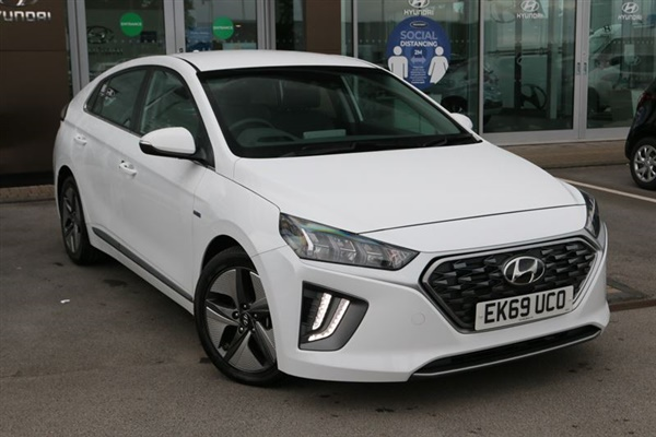 Large image for the Hyundai Ioniq