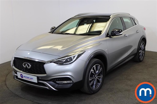 Large image for the Infiniti QX30
