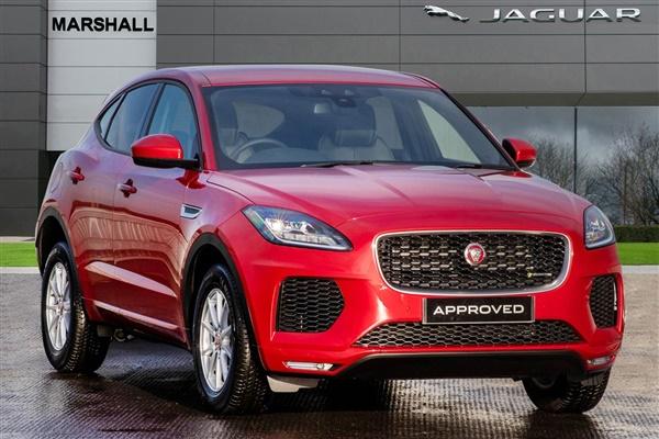 Large image for the Jaguar E Pace