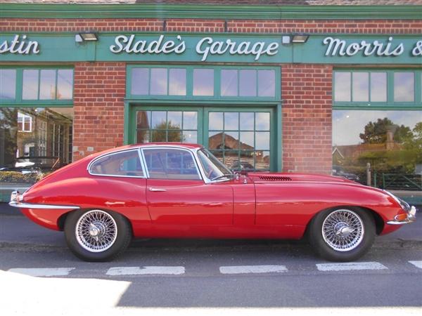 Large image for the Jaguar E-Type