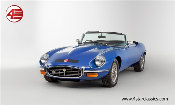 Large image for the Jaguar E-Type