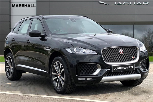 Large image for the Jaguar F Pace