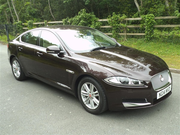 Large image for the Jaguar XF