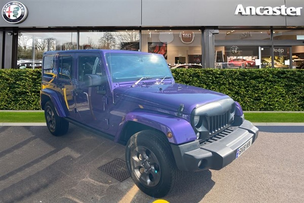 Large image for the Jeep Wrangler