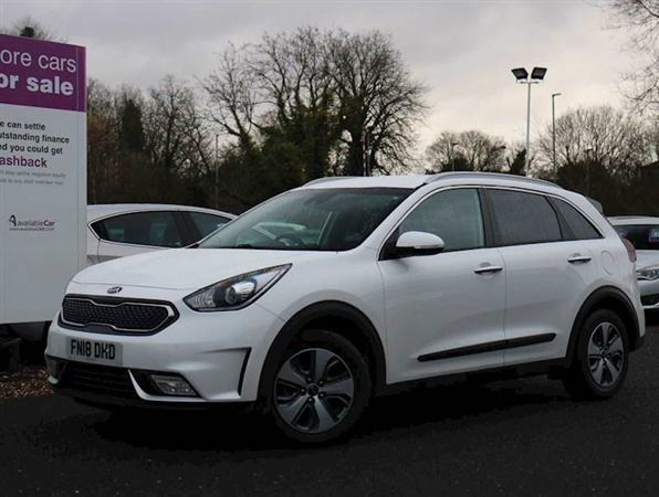 Large image for the Kia Niro