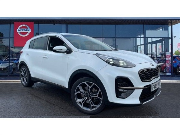 Large image for the Kia Sportage