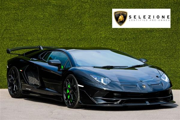 Large image for the Lamborghini Aventador