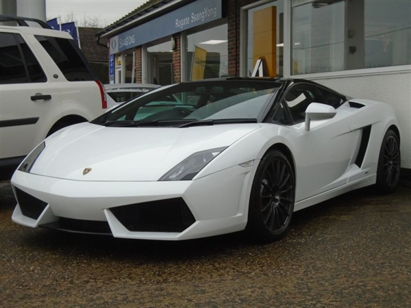 Large image for the Lamborghini Gallardo