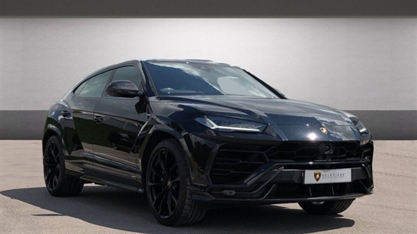 Large image for the Lamborghini Urus