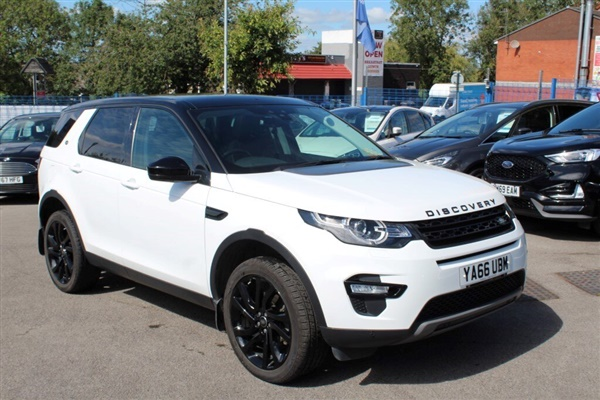 Large image for the Land Rover Discovery Sport