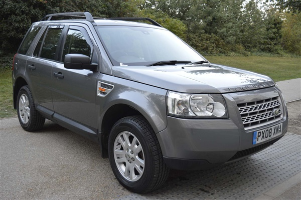 Large image for the Land Rover Freelander 2