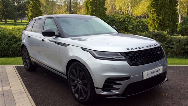 Large image for the Land Rover Range Rover Velar