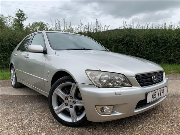 Large image for the Lexus IS