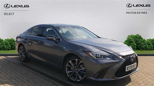 Large image for the Lexus ES