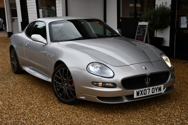 Large image for the Maserati Gransport