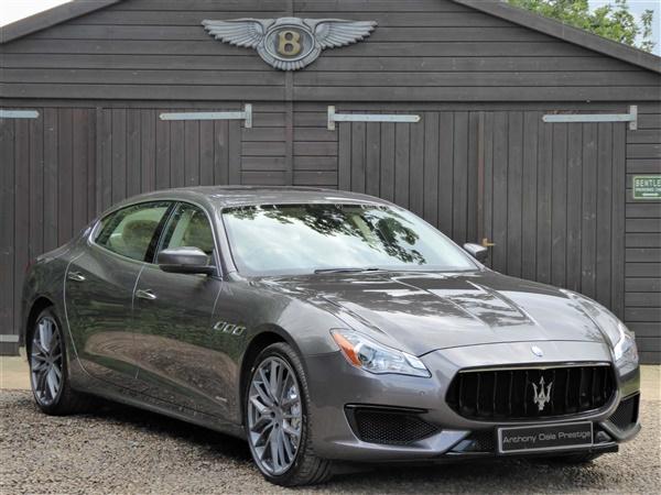 Large image for the Used Maserati Quattroporte