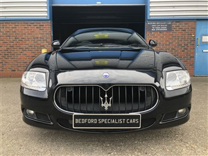 Large image for the Used Maserati Quattroporte