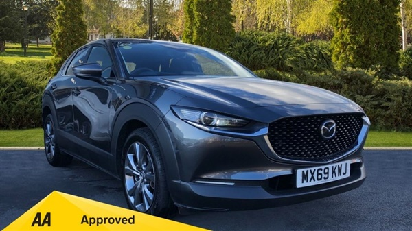 Large image for the Mazda Cx 30