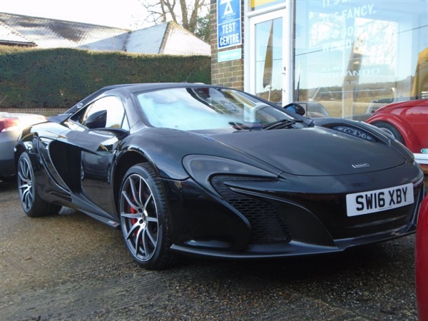Large image for the Mclaren 650S